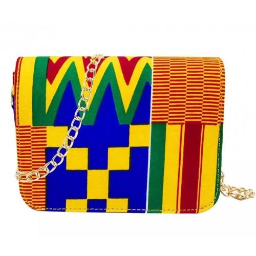 Colourful Kente Bag