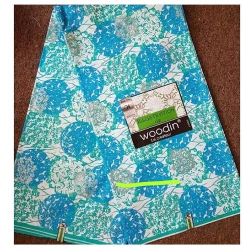 Colorful Woodin Fabrics