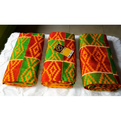 Obaapa Kente New Style